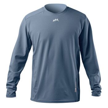 Zhik XWR Long Sleeve Top - Cool Grey