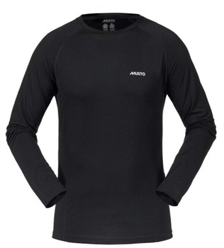 Musto Merino Base Layer L/Sleeve T-shirt