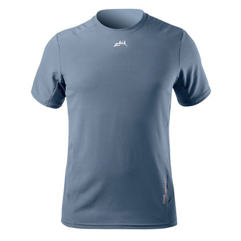 Zhik XWR Short Sleeve Top - Cool Grey