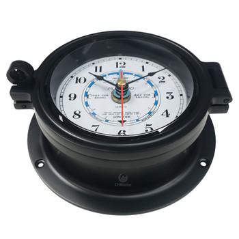 "Plastimo Tide Clock - 4.5"" Solid Brass 56051"