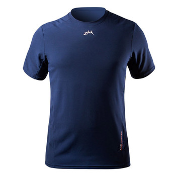 Zhik XWR Short Sleeve Top - Steel Blue