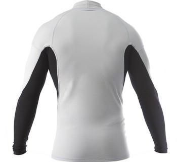 Zhik Hydrophobic Fleece Top - Grey - Mens