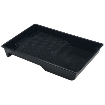 "Plastic Paint Roller Tray 21 cm - Ideal for 4"" Rollers"