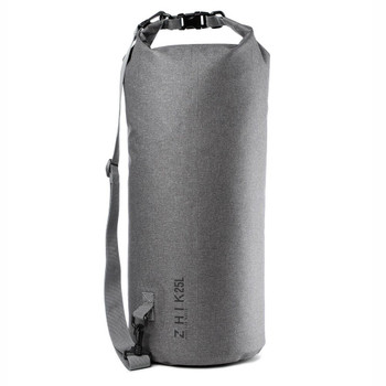 Zhik 25L Roll-Top Drybag - back