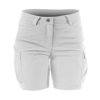 Zhik Women's Harbour Shorts - ash