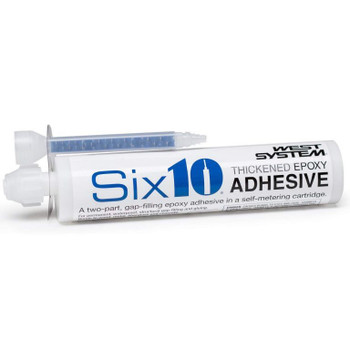 West System Six10 Thickened Epoxy Adhesive 190ml