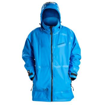 Rooster Pro Aquafleece Rigging Coat Men - Signal Blue