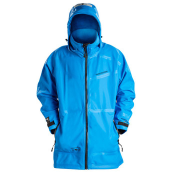 Rooster Pro Aquafleece Rigging Coat Men - Signal Blue