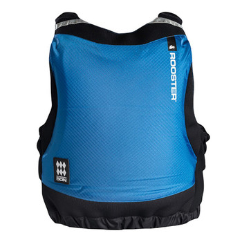 Rooster Side Zip Buoyancy Aid Signal Blue - back