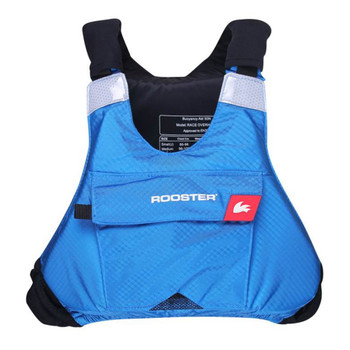 Rooster Diamond Overhead Buoyancy Aid 50N - Juniors - Signal Blue