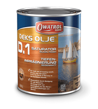 Owatrol Deks Olje D1 2.5 L