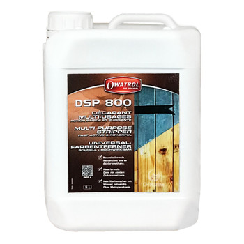 Owatrol DSP 800 Multi Purpose Paint Stripper - 5L