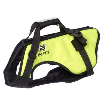 Baltic Zorro Pet Buoyancy Aid  4440- Hi Vis Yellow
