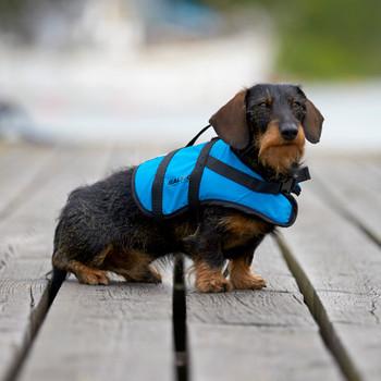 Baltic blue Pluto dog lifejacket