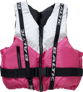 Baltic Genua Lifejacket - pink and white - 40-50kg