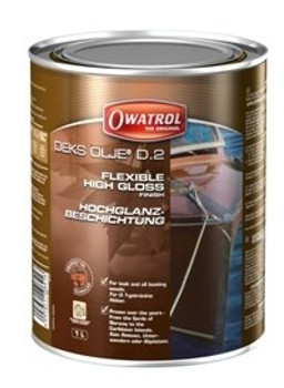 Owatrol Deks Olje D2 - Wood Treatment 2.5L