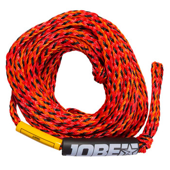 Jobe 4 Person Towable Rope - Red