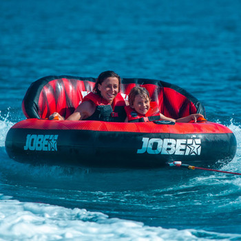 Jobe Proton Towable - 2 Person on the water
