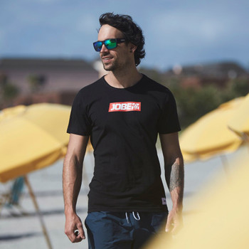 Jobe Beam Floatable Black-Green Sunglasses