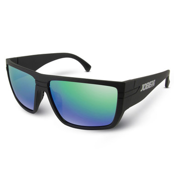 Jobe Beam Floatable Sunglasses - Black-Green