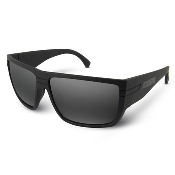 Jobe Beam Floatable Sunglasses in Black-Smoke