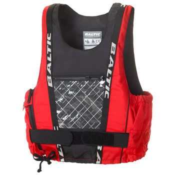 Baltic Dinghy Pro buoyancy aid - Red/Black