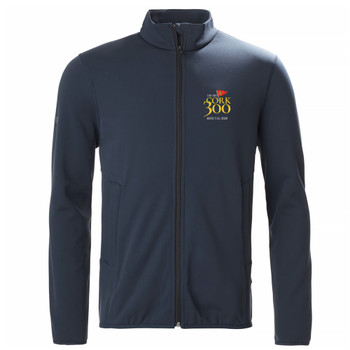 Musto Cork 300 Mens Synergy Fleece Jacket - Navy