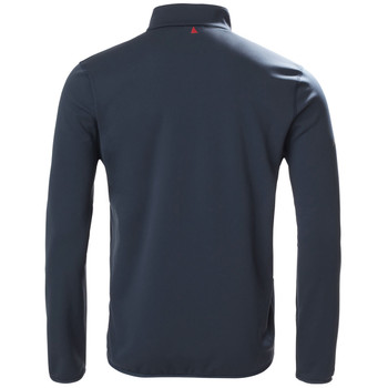 Musto Cork 300 Mens Synergy Fleece Jacket - Navy - back