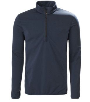 Musto Synergy 1/2 zip Microfleece - Navy
