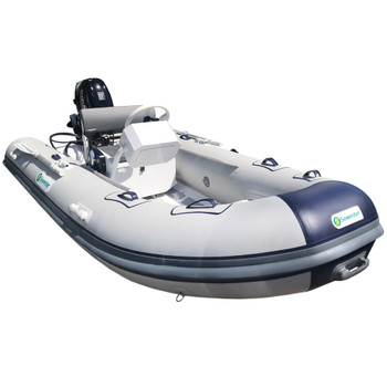 Sowester 3.5m Aluminium RIB with Console and 20hp Suzuki