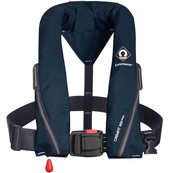 Crewsaver 165N Sport Automatic - Navy Blue/Black