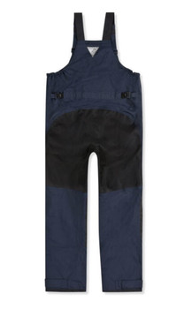 Musto BR2 Offshore Trousers - Navy Blue/Black - back