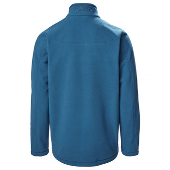 Musto Corsica 200gm Fleece Deep Sea - back