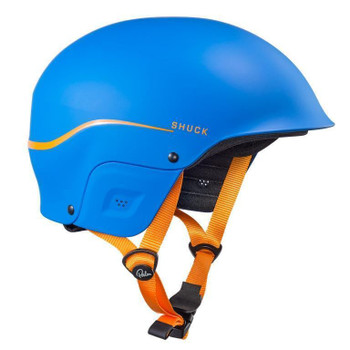 Palm Shuck Full Cut Helmet - blue