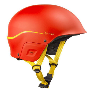 Palm Shuck Full Cut Helmet -red