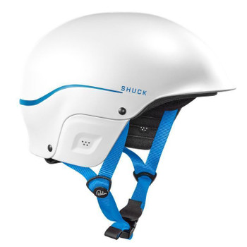 Palm Shuck Full Cut Helmet - White