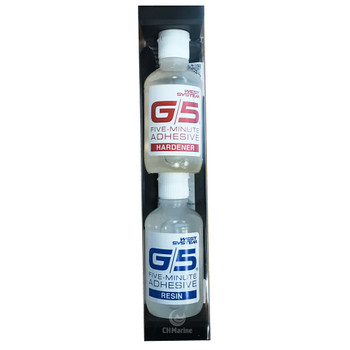 West System G5 Five-Minute Adhesive - 200g