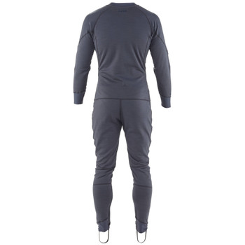 NRS Men's Expedition Weight Union Suit - back
