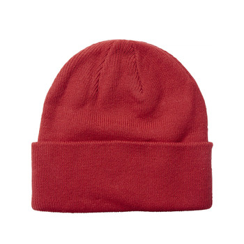 Musto Shaker Cuff Beanie - True Red - Back