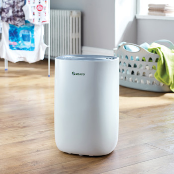 MeacoDry ABC 12L Dehumidifier helps laundry dry faster