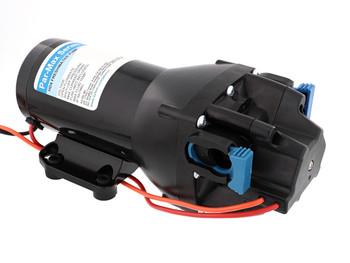 Jabsco Par Max HD4 Water Pressure Pump -12V 25PSI Q402J‐112S‐3A