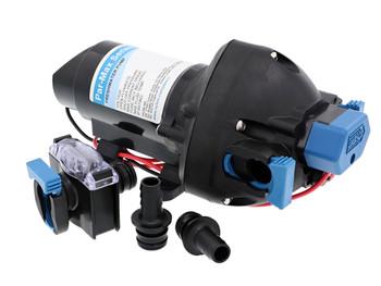 Jabsco Par Max 2 Pressure-Controlled Pump - 24V 35PSI - 31295-3524-3C