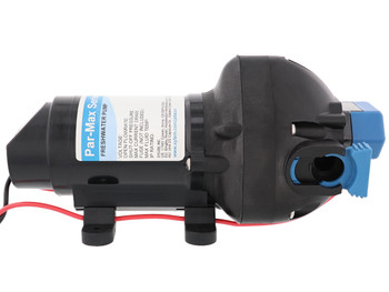 Jabsco Par Max 3 Pressure-Controlled Pump - 12 Volt