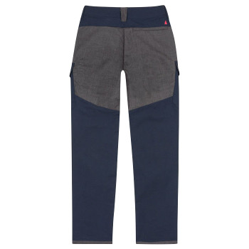 Musto Evolution Performance UV Trouser - Men - Regular - True Navy - Back View