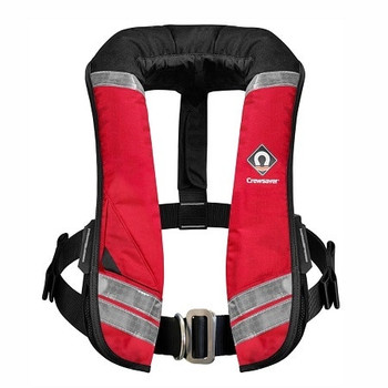 Crewsaver Crewfit XD Lifejacket 275N Manual with Harness