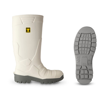 Guy Cotten Thermal Safety Boots - White
