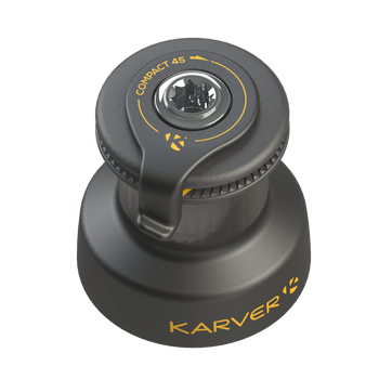 Karver KCW45 Compact Winch 45