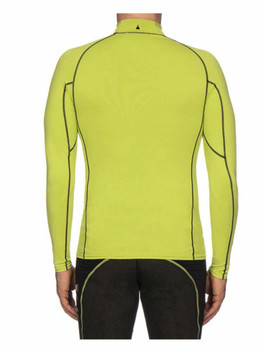 Musto Sunblock L/Sleeve Rash Guard- Sulphur Spring - back
