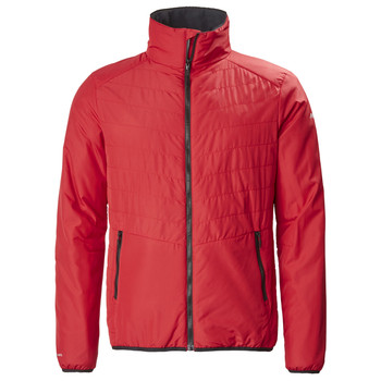 Musto Corsica Funnel Jacket - True Red Front