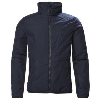 Musto Corsica Funnel Jacket - Navy 11 front